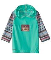 Dakine Toddler Girl's Hooded L/S Surf Shirt