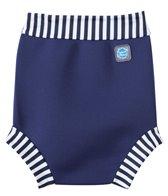 Splash About Happy Nappy Navy Stripe Swim Diaper
