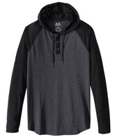 Oakley Men's Saloon Knit L/S Hooded Pullover