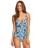 Penbrooke Palm Spring Sweetheart One Piece Swimsuit