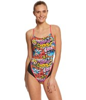 MP Michael Phelps Women's Tucson One Piece Swimsuit