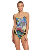 MP Michael Phelps Women's Dale One Piece Swimsuit