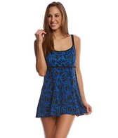 Longitude Entwined Empire Princess Swimdress