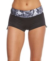 TYR Women's Verona Della Boyshort Bottom