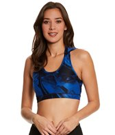 MPG Women's Print Elliptical 2.0 Sports Bra Top