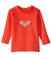 Roxy Infant Girls' Whole Hearted L/S Rashguard