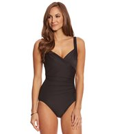 Miraclesuit Solid Sanibel One Piece Swimsuit