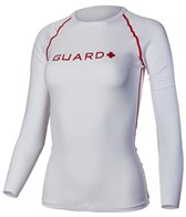 TYR Women's Lifeguard Long Sleeve Rashguard