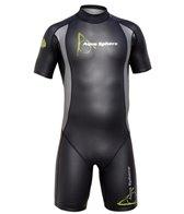 Aqua Sphere Men's WT80 Shorty Wetsuit