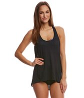 Beach House Women's Abstract Warrior Shakti Double Time Tankini Top