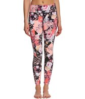 Seafolly Women's Ocean Rose 7/8 Legging