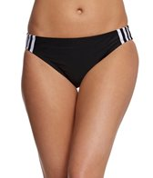 Adidas Women's Light as a Heather Sport Hipster Bikini Bottom
