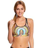 Body Glove Women's Culture Equalizer Bikini Top