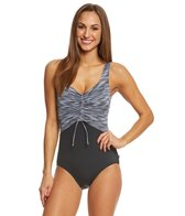 Reebok Women's Synergystic One Piece Swimsuit