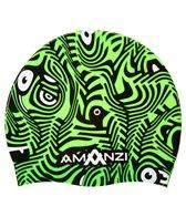 Amanzi Bone Apetit Silicone Swim Cap