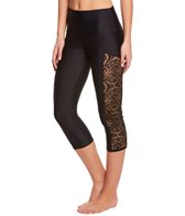 Onzie Stunner Yoga Capri Leggings