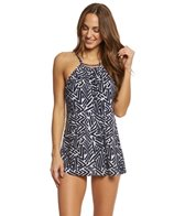 Magicsuit by Miraclesuit Tiki Parker Underwire Swimdress