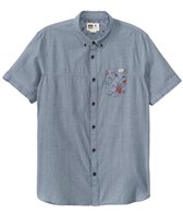 Reef Men's Bluez S/S Shirt