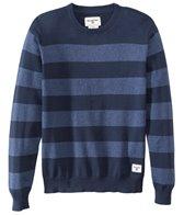 Billabong Men's All Day Stripes Crewneck Sweater