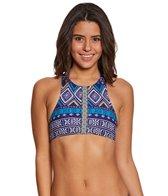 Roxy Swimwear Band It! Crop Bikini Top
