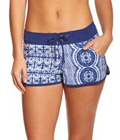 Roxy Women's Visual Touch 2 Fixed Waist Boardshort