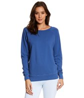Yoga Rx Heavily Meditated RVS Sweatshirt