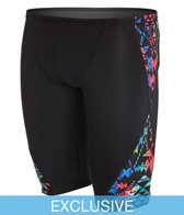 The Finals Men's Aztec All Over Jammer Swimsuit