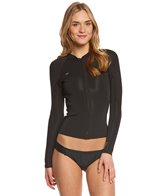 O'Neill Women's 1/0.5MM Bahia Front-Zip Wetsuit Jacket
