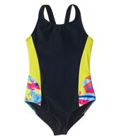 Limeapple UPF 50+ Aquata One Piece Swimsuit (4-16)