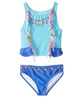 Limeapple UPF 50+ Cali Two Piece Bikini Set (6mos-4T)