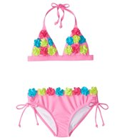 Limeapple UPF 50+ Ginger Two Piece Bikini Set (6mos-4T)