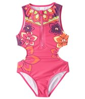 Limeapple UPF 50+ Pearl One Piece Swimsuit (4-16)