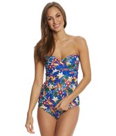 Sunsets Mahalo Iconic Twist Tankini Top (D/DD Cup)