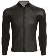 Xcel Men's 2/1MM Axis SharkSkin Front Zip Wetsuit Jacket