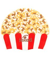 Jaked Pop Corn Silicone Swim Cap
