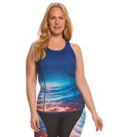 Shebeest Women's Kona Plus Tri Top