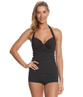 Tommy Bahama Pearl Solids Underwire Tankini Top