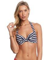 Tommy Bahama Breton Stripes Underwire Bikini Top