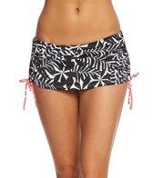 Tommy Bahama Pinwheel Palms Skirted Hipster Bikini Bottom