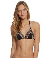 Bikini Lab Swimwear Bright Eyed Girl Triangle Bikini Top