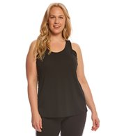 Lucy Women's Plus Size Workout Racerback Tank