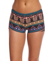 Seafolly Women's Spice Temple Athletic Swim Short