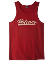 Volcom Men's Base Coat Tank Top