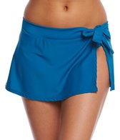 ClubSwim Couture Side Tie Swim Skirt