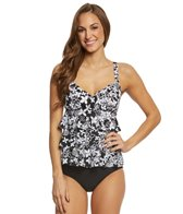Shape Solver Curious Incident Triple Tier Tankini Top