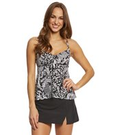 Shape Solver Mix It Up Tankini Top