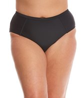 Paramour Plus Size Neo High Waisted Bikini Bottom