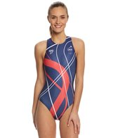 Keel Women's The French Club Water Polo One Piece Swimsuit