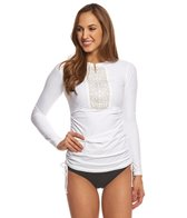 Cabana Life Essentials Embroidered Rashguard