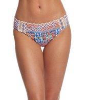 La Blanca Corsica Tile Hipster Bikini Bottom